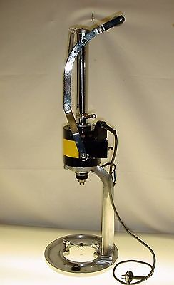Consew Electric Cloth Drill Commercial Clothing Cloth Drill Type 550
