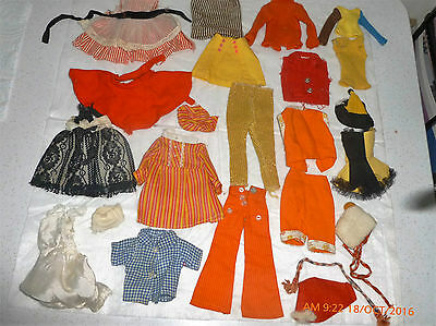 1960's Skipper or Friends Doll Clothes Skipper's  Masquerade Party Outfit