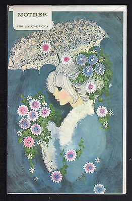 Vintage Unused Birthday/Greeting Card - Love to Mother (in Cellophane)(2)