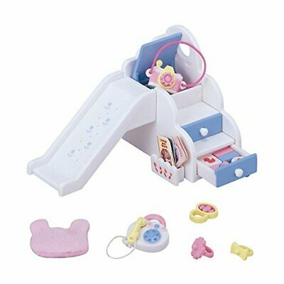 Epoch Calico Critters Sylvanian Families BABY SLIDE SET