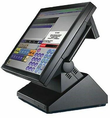 """VGC PARTNER PT-5700 15"""" All-In-One LCD Touchscreen POS Terminal,MSR,PC,warranty"""