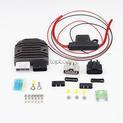 Motorcycle Regulator & Rectifier Complete Kit For Shindengen Mosfet FH020AA