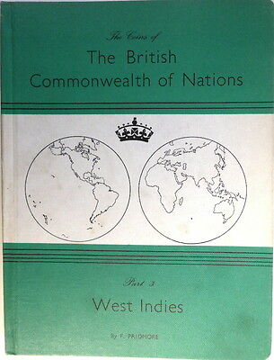 The Coins Of The British Commonwealth Of Nations Part 3 West Indies