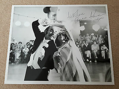 Original ANNA KAREN Signed / Autographed HOLIDAY ON THE BUSES Press Still B 1973