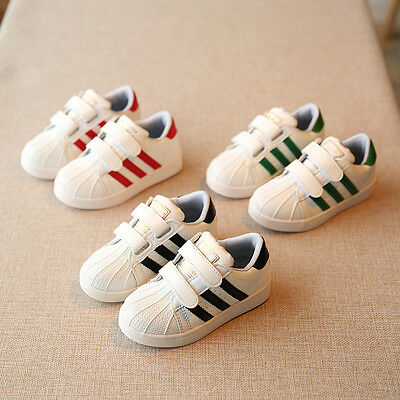 2016 New Boys Girls Sports Shoes Baby Shoes 1-5 years Leisure Running Shoes