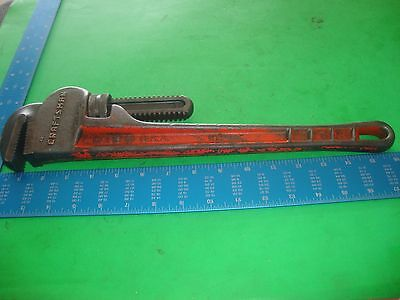 CRAFTSMAN USA No. 51653 18 inch Heavy Duty Pipe Wrench