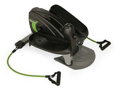 NEW Stamina 55-1621 InMotion Compact Strider Elliptical with Resistance Tubes