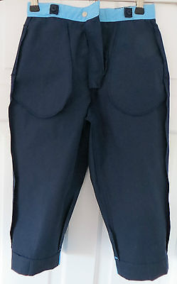 Nike Girls 3/4 Length Track Pants ~ Size S = 7/8, 128/140cm ~Genuine & Authentic
