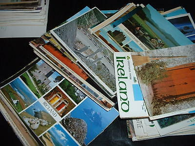 Irish /ireland  Postcards Posted And Not Posted  3 For A £1 All Different