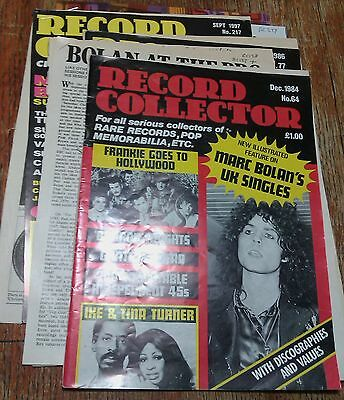 T REX MARC BOLAN Record Collector Articles part 1 (39 pages) Clippings Cuttings