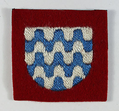 15th Army Group WW2 Formation Sign Badge - British Made