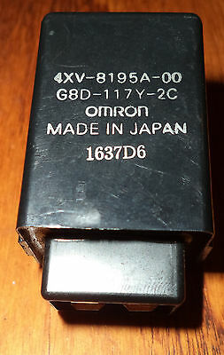 4Xv-8195A-00-00 Yamaha Relay - Excellent!