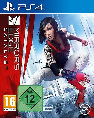 Playstation 4 Spiel Mirrors Edge Catalyst PS4 Mirror´s Edge NEUWARE OVP