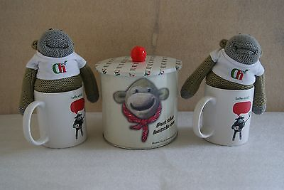 Collectable Pg Tips Monkey Biscuit Tin