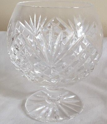 Tyrone Crystal Brandy Glass / Balloon up to 2 available