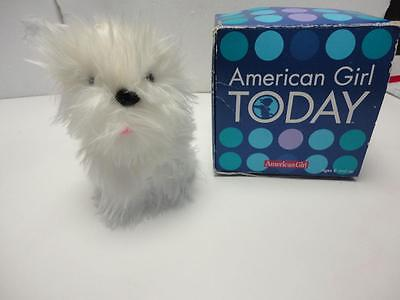 American Girl Doll COCONUT THE PUPPY Dog in Box