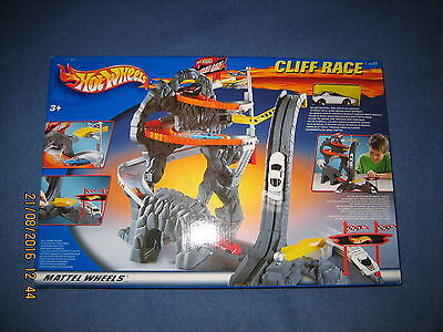 Hot Wheels Cliff Race Playset