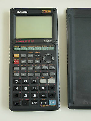 Casio FX-9750 Graphical Calculator Boxed Graphic 32kb Programmable