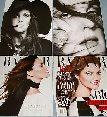 DREW BARRYMORE 170x Clippings Covers
