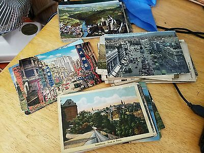 LOT 110 Foreign Postcards