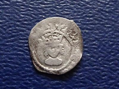 Great Britain - Henry Viii Hammered Silver  Half-Penny