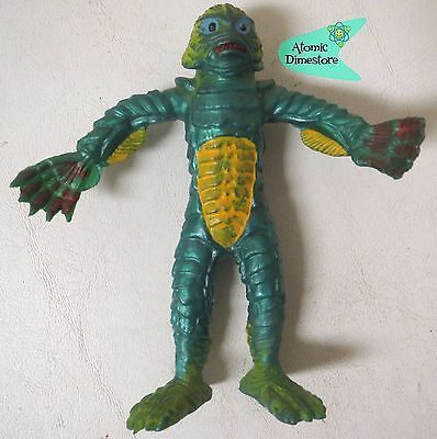 Vintage 1974 AHI CREATURE FROM BLACK LAGOON BENDIE BENDY NEAR MINT