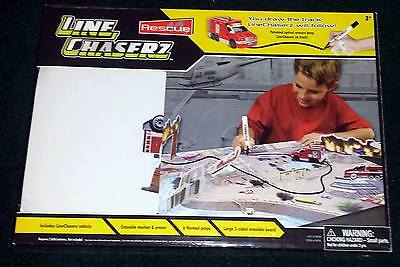 Line Chaserz Rescue - You Draw the Track, Line Chaserz will Follow