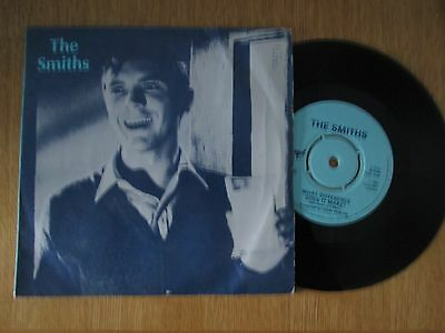 The Smiths - What Difference Does It Make 1984 UK 45 Terence Stamp Sleeve