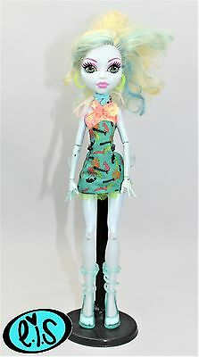 Lagoona Blue Picture Day Monster High Doll