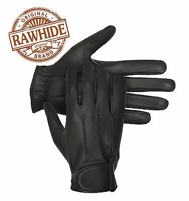 Classic Mens Retro Driving Gloves Genuine Soft Leather  Top Quality