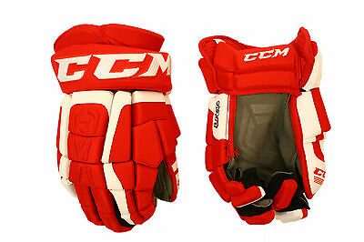 New Ccm U+Cl Gloves Size - Senior