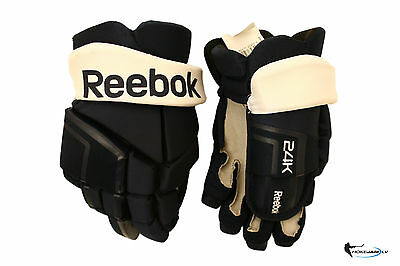 REEBOK 24K KFS Ice Hockey Gloves Size - Junior