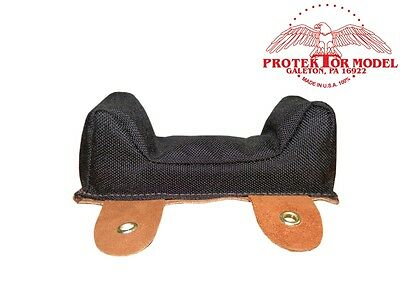 Protektor Model - New #3C Cordura Front Owl Bag Shooting Rest Made In U.s.a.