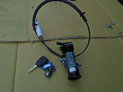 Chrysler 300C Steering Ignition Switch & Key 56044829Aa  #ch69