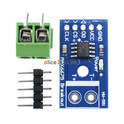 MAX6675 Thermocouple Temperature Sensor Module Type K SPI Interface F Arduino UK