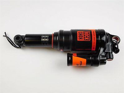 ROCKSHOX Monarch Plus R 200x57 M27 schwarz-orange