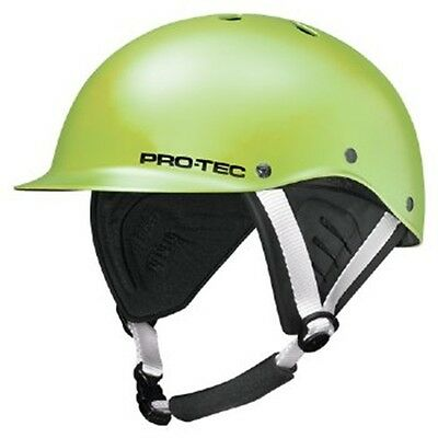 Pro-tec Two Face Watersports Helmet, XS-XL, Citrus Yellow. 61839