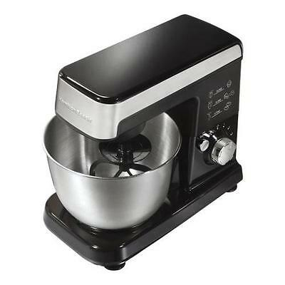Hamilton Beach 3.5-Quart Orbital Stand Mixer | actualColor: Black