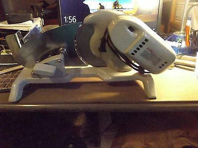 used rival food cheese slicer electric model 1101/8