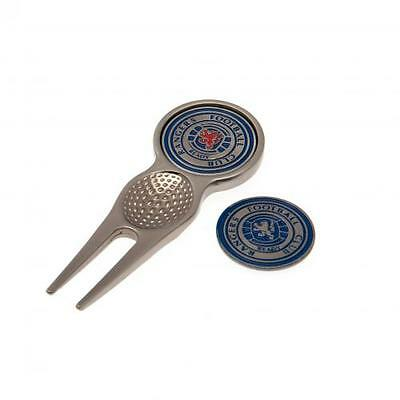 Official Licensed Product Rangers FC Divot Tool And Golf Ball Marker Gift New