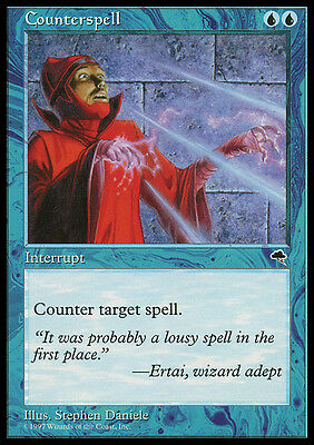 Counterspell x4 - Tempest - 4x - NM