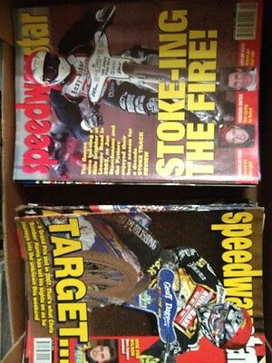Speedway Star Magazine X 133. Collection Only.