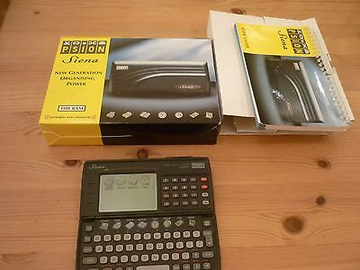 Boxed Psion  Siena 1Mb Ram Excellent Condition