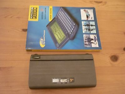 PSION  SERIES 3mx 2MB PLUS MANUAL FAIR CONDITION