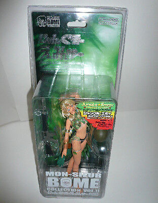 Kaiyodo Mon-Sieur Bome Jungle Emmy-Combat Version Col. 11 Figure