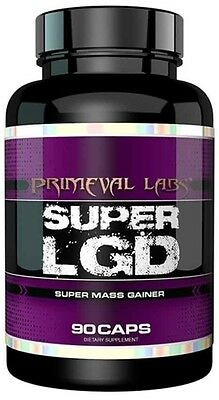 Super LGD by Primeval Labs.  Bodybuilding Nutrition, Supplements.