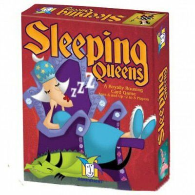 Sleeping Queens Fun Family Card Game with Strategy & Quick Thinking Children Fun