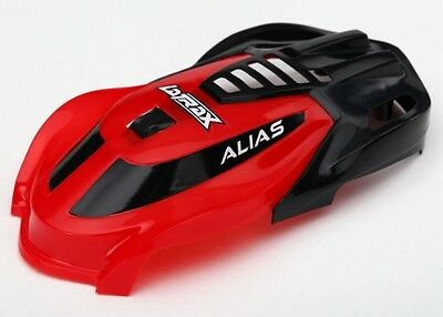 Traxxas [TRA] Red Canopy with Hardware LaTrax Alias 6611 TRA6611