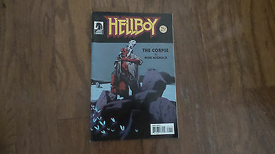 Dark Horse  Hellboy the Corpse    VF-NM direct sales