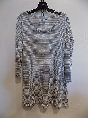 Old Navy maternity sweater tunic-size small